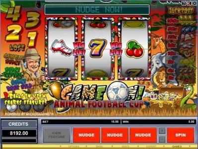 Play slots at 18 Bet: 18 Bet featuring the Video Slots Game On! with a maximum payout of $10,000
