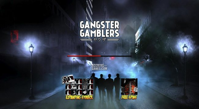 14 Red Casino featuring the Video Slots Gangster Gamblers with a maximum payout of $60,000