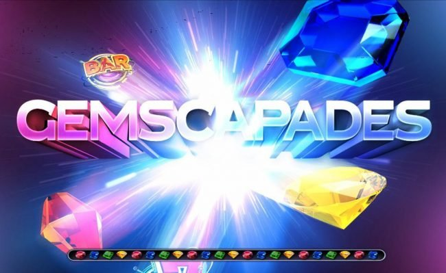Play slots at Big Dollar: Big Dollar featuring the Video Slots Gemscapades with a maximum payout of $25,000