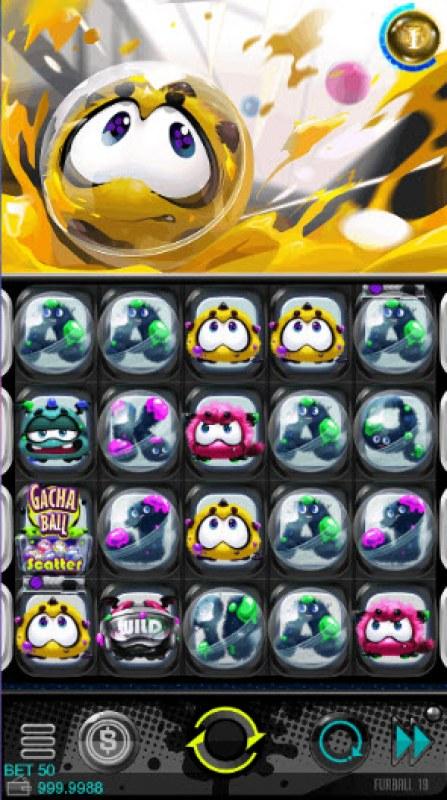 Gacha Ball :: Main Game Board