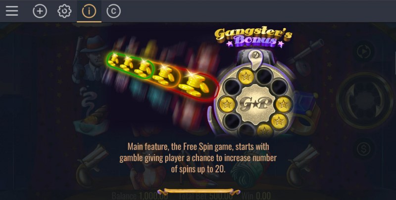 Gangster's Party :: Feature Rules