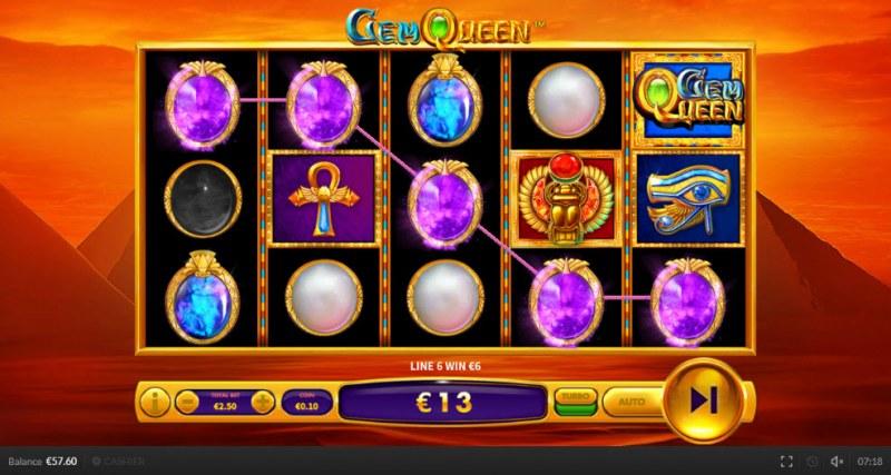 Gem Queen :: Five of a kind