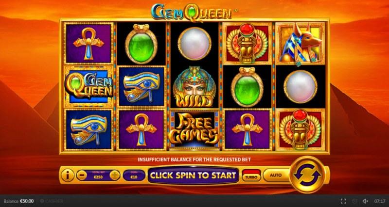 Gem Queen :: Main Game Board