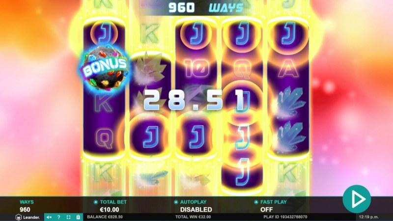 Gem Zone :: Multiple winning combinations