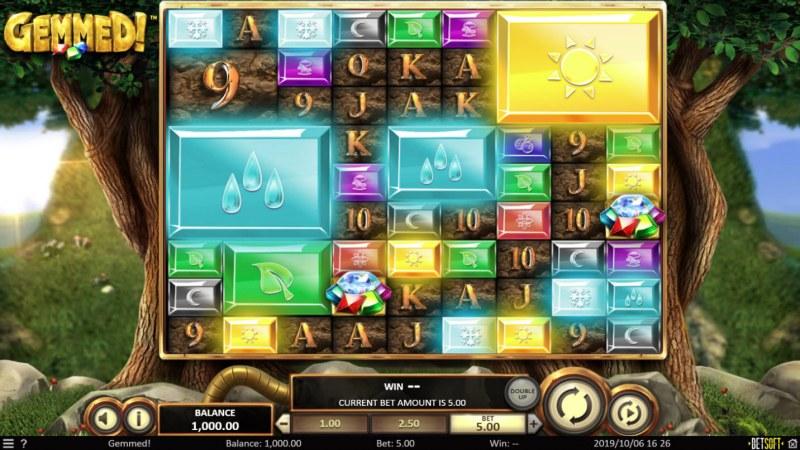 Gemmed! :: Main Game Board