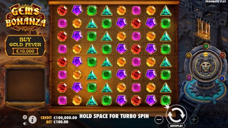 Gems Bonanza :: Main Game Board