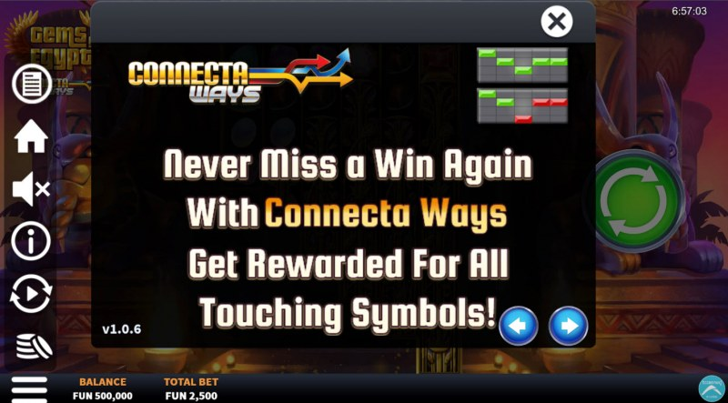 Gems of Egypt Connecta Ways :: Connecta Ways Feature