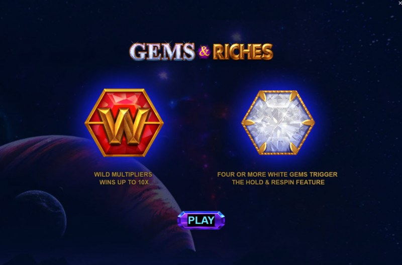 Gems & Riches :: Introduction