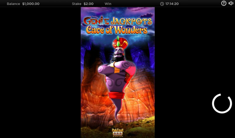 Genie Jackpots Cave of Wonders :: Introduction