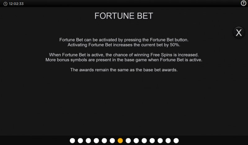 Gimme Gold Megaways :: Fortune Bet