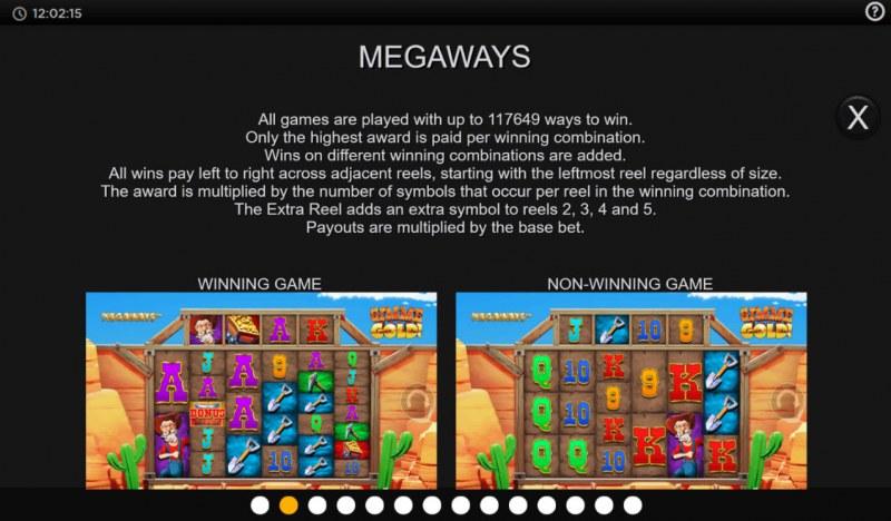 Gimme Gold Megaways :: Megaways
