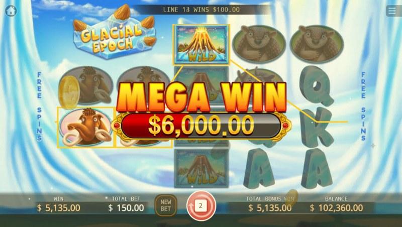 Glacial Epoch :: Mega Win