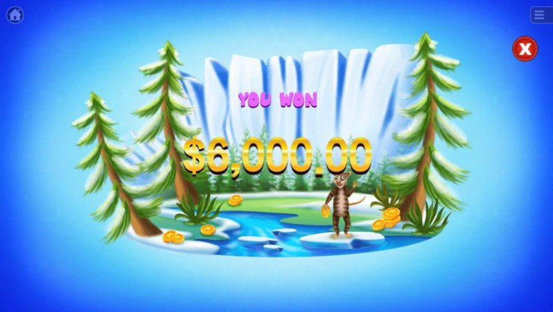 Glacial Epoch :: Total free spins payout