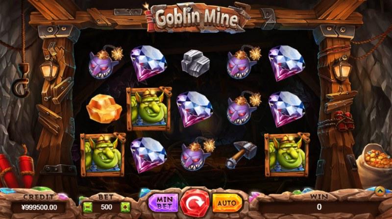 Goblin Mine :: Main Game Board