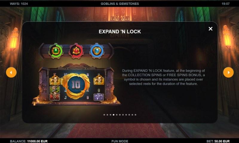Goblins & Gemstones :: Expand N Lock