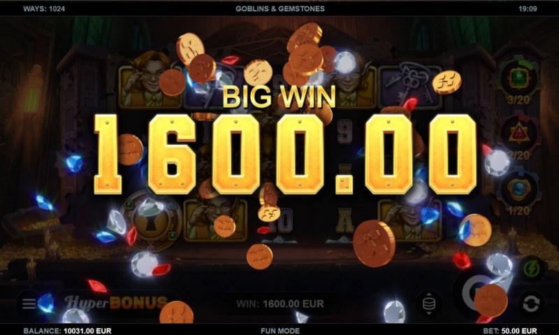 Goblins & Gemstones :: Big Win