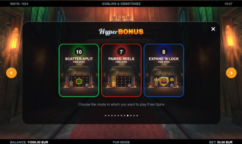 Goblins & Gemstones :: Hyper Bonus