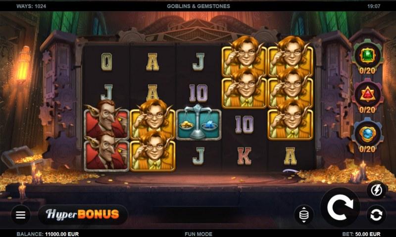 Goblins & Gemstones :: Main Game Board