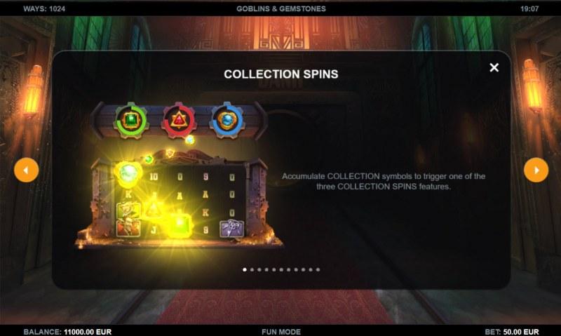 Goblins & Gemstones :: Collection Spins