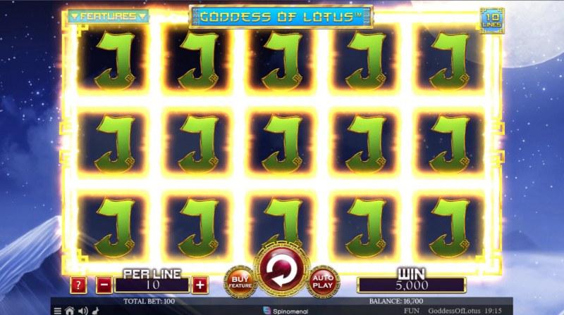 Goddess of Lotus :: Full Screen Win