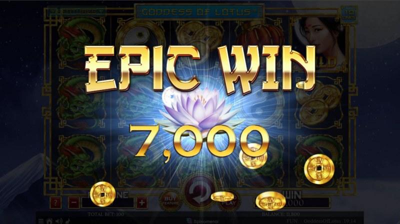 Goddess of Lotus :: Epic Win