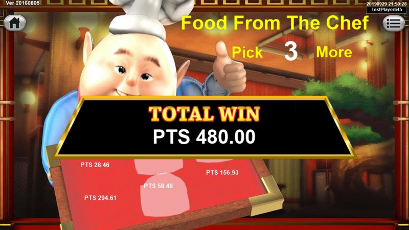 God's Kitchen :: Total bonus payout