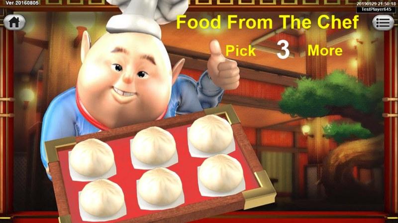 God's Kitchen :: Pick 3 Bonus