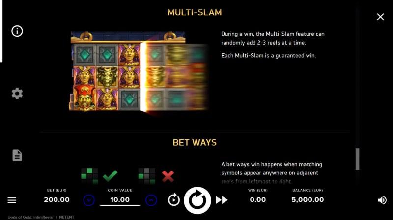 Gods of Gold :: Multi-Slam