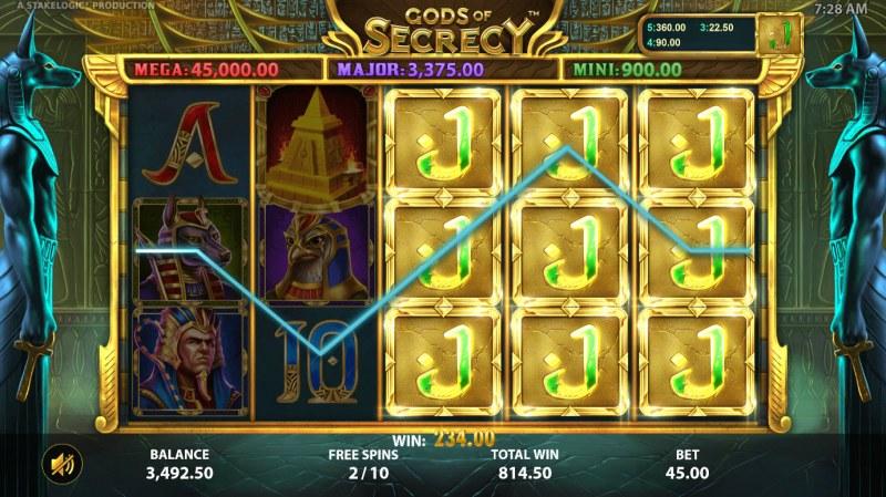 Gods of Secrecy :: Special Expanding Symbol