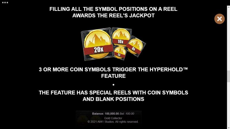 Gold Collector :: Bonus Feature
