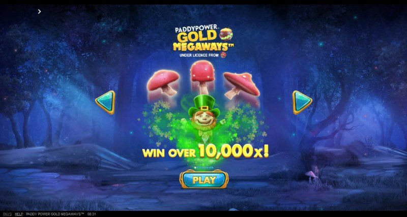 Gold Megaways :: Win Over 10,000x