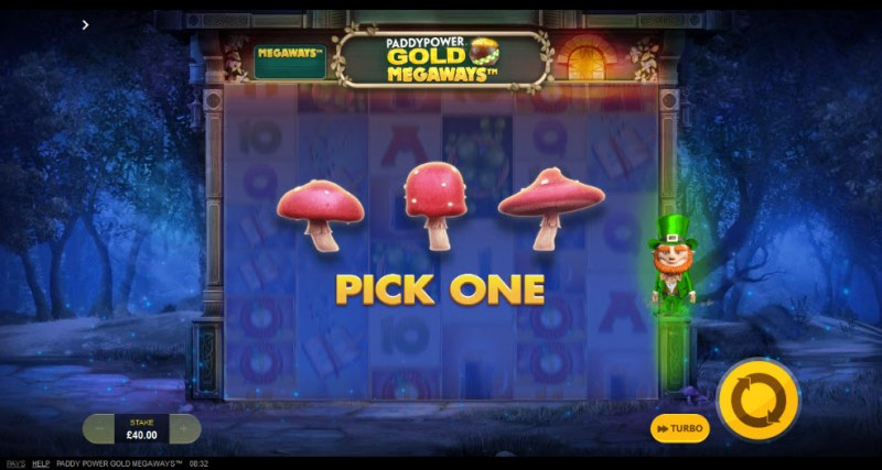 Gold Megaways :: Pick Bonus Feature
