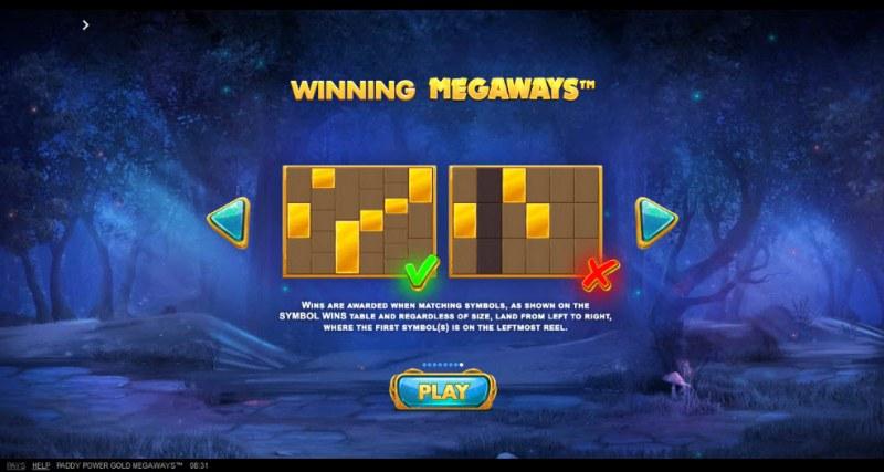 Gold Megaways :: Megaways