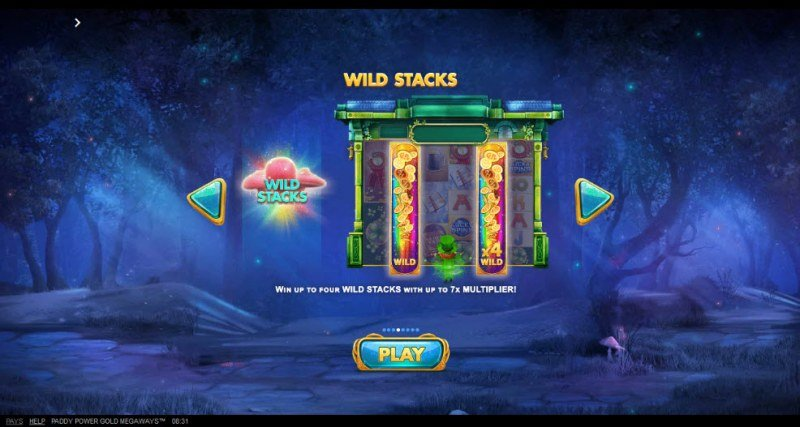 Gold Megaways :: Wild Stacks