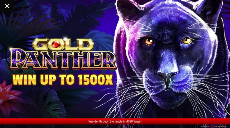 Gold Panther :: Introduction