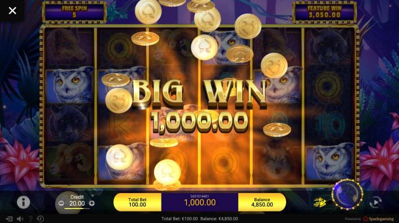 Gold Panther :: Big Win