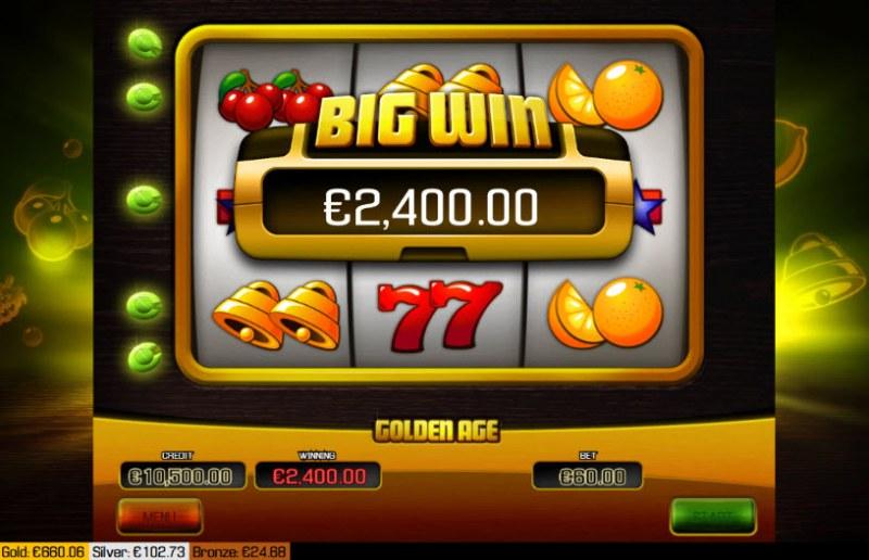 Golden Age :: Big Win
