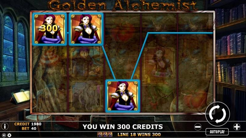 Golden Alchemist :: Three of a kind