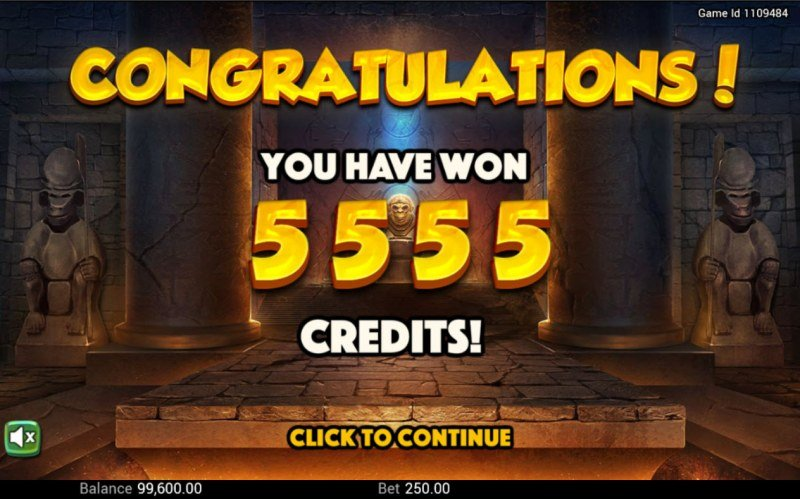 Golden Amazon :: Total Free Spins Payout