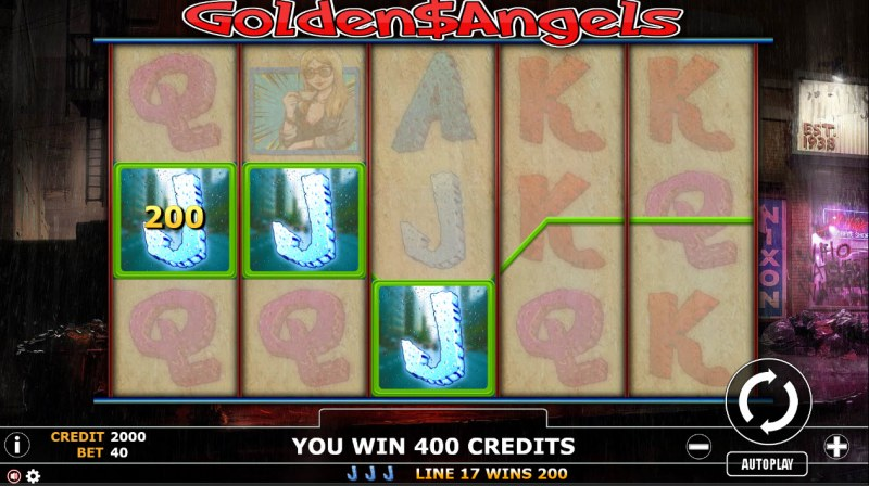 Golden Angels :: Three of a kind