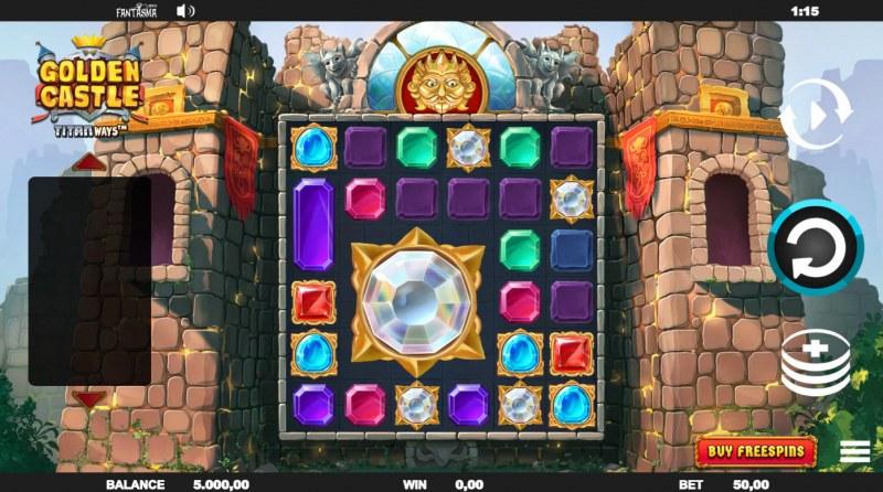 Golden Castle Titanways :: Main Game Board