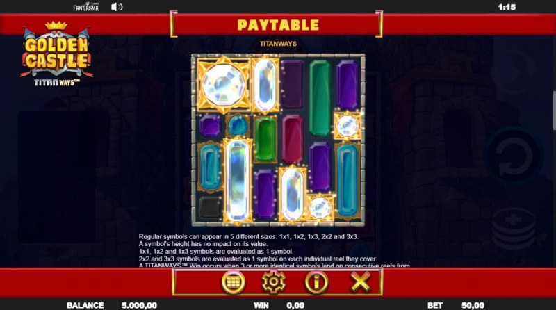 Golden Castle Titanways :: Titanways