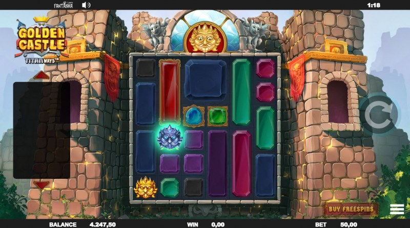 Golden Castle Titanways :: Wild feature