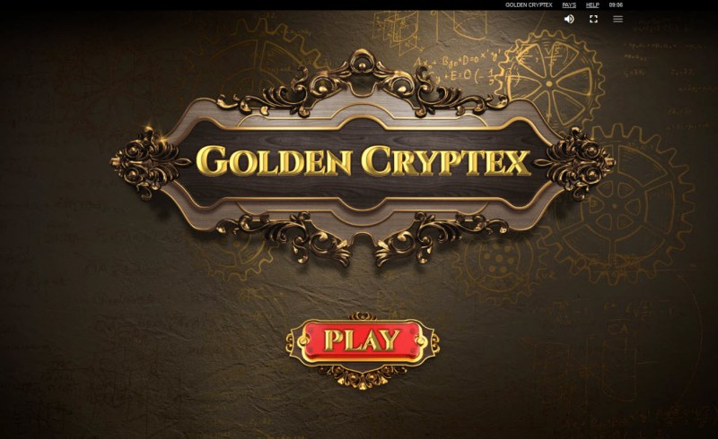 Golden Cryptex :: Introduction