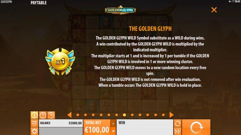 Golden Glyph :: Golden Glyph