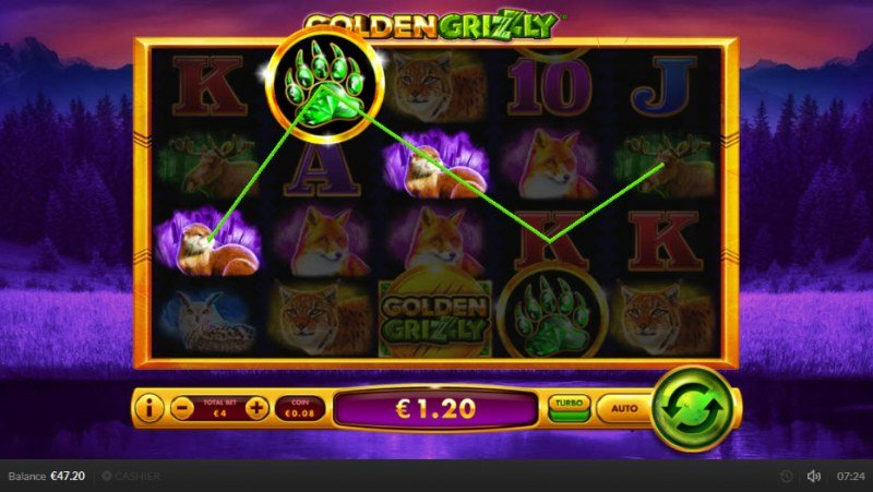 Golden Grizzly :: Three of a kind