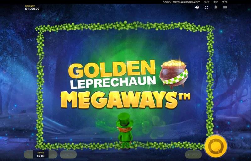 Golden Leprechaun Megaways :: Introduction
