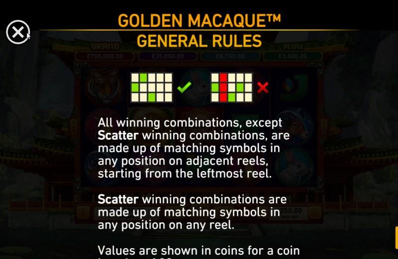 Golden Macaque :: 243 Ways to Win