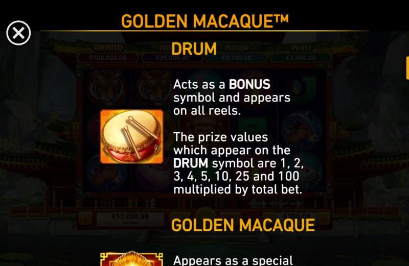 Golden Macaque :: Bonus Feature