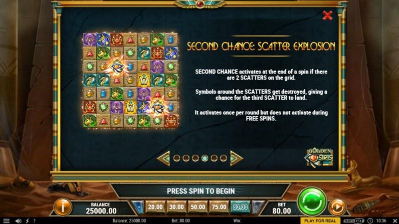 Golden Osiris :: Second Chance